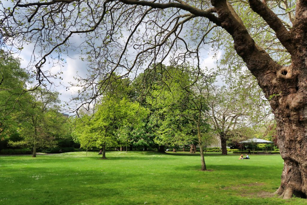 Parc de Dublin