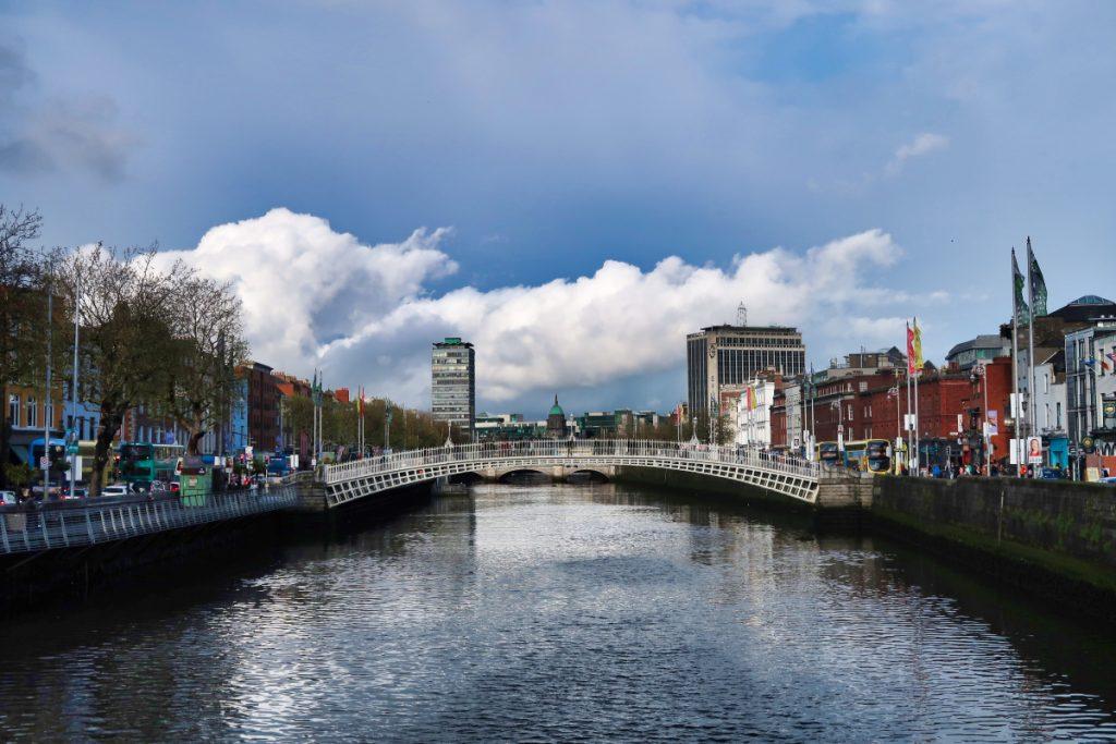 Pont que faire à Dublin