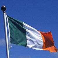 Irlandzka flaga