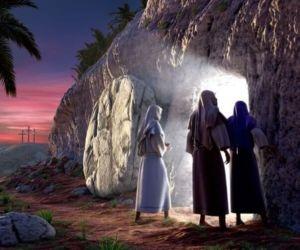 Jeesuksen ylösnousemus pääsiäinen