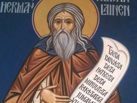 Orthodox St. Herman of Alaska