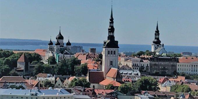 Tallinnassa