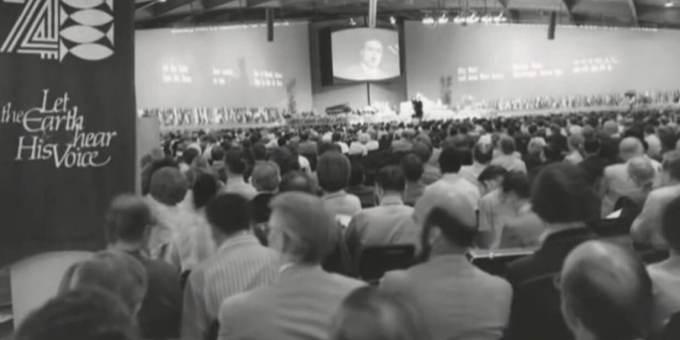 Lausanne congress world evangelism