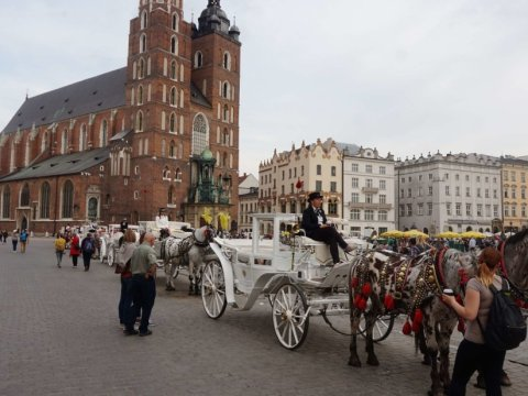 Krakow Poland efcx