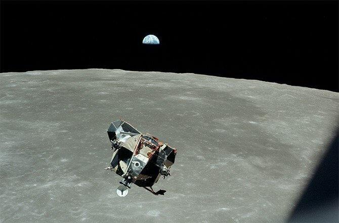 Armstrong Aldrin kuu