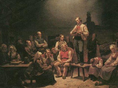norjalainen herätyskristillisyys haugelaisuus