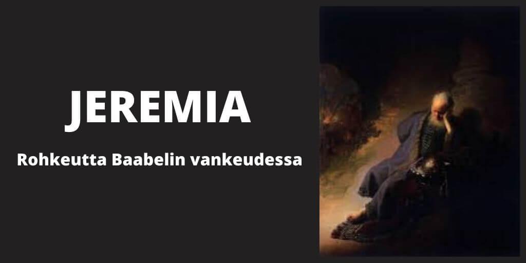 Profeetta Jeremia