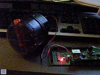 Automatic Fish Feeder and Rabbitcore 3700 video
