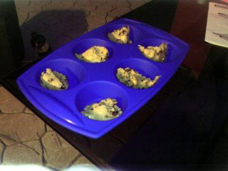 Cookies in a muffin pan?