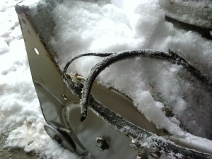 Broken Snow Blower Belt