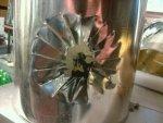 1 gallon paint can Pocket Rocket Heater