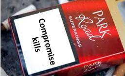 Compromise Kills Business Development