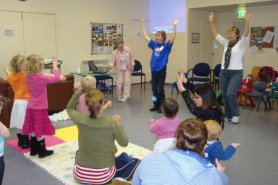 Image of St Barnabas kids program