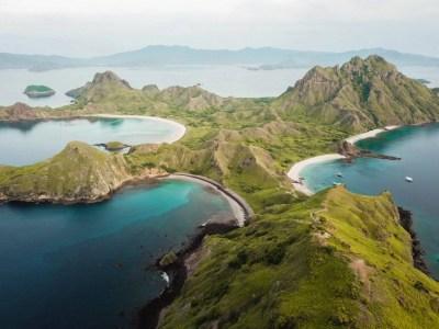 Exploring Padar Island: Indonesia's Most Scenic Hike