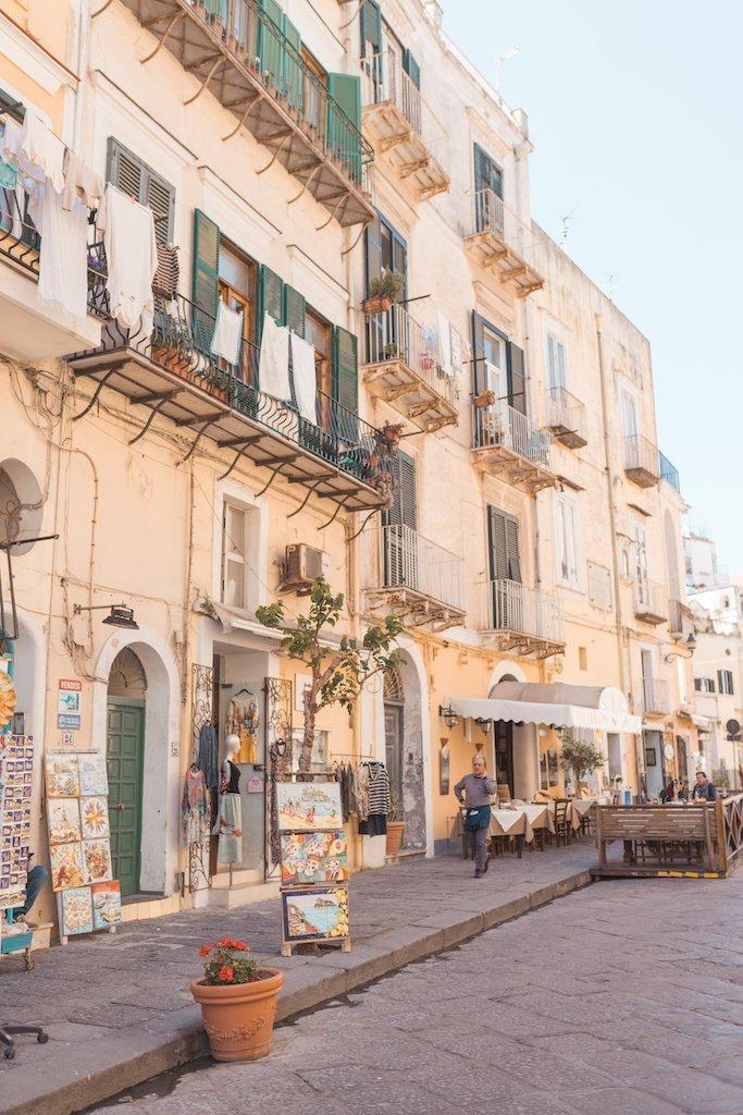 ischia en Italia