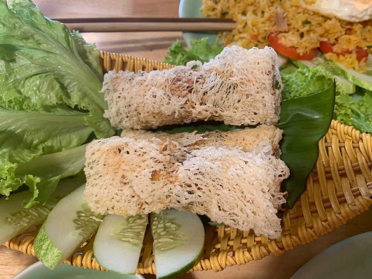 comida en Vietnam