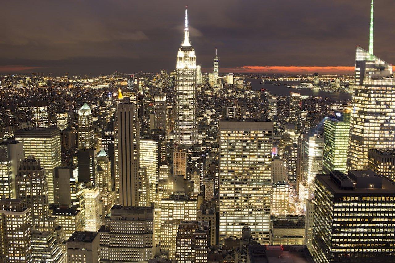 Organizar un viaje a Nueva York