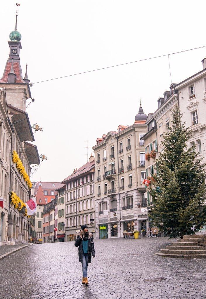que ver en Ginebra