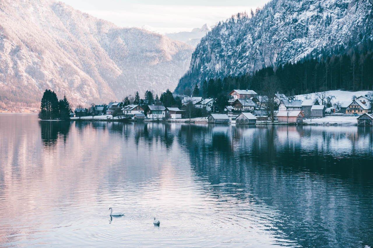 ruta lagos Austria