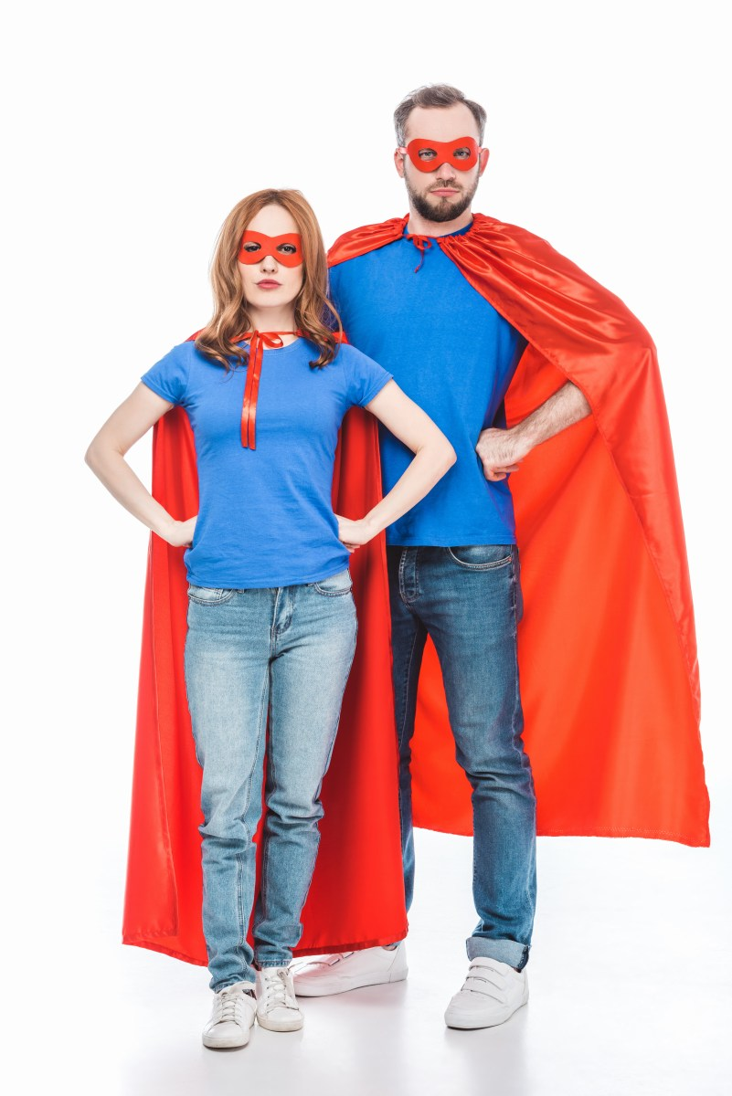 5 SUPERHERO Themes for Connected Marriage