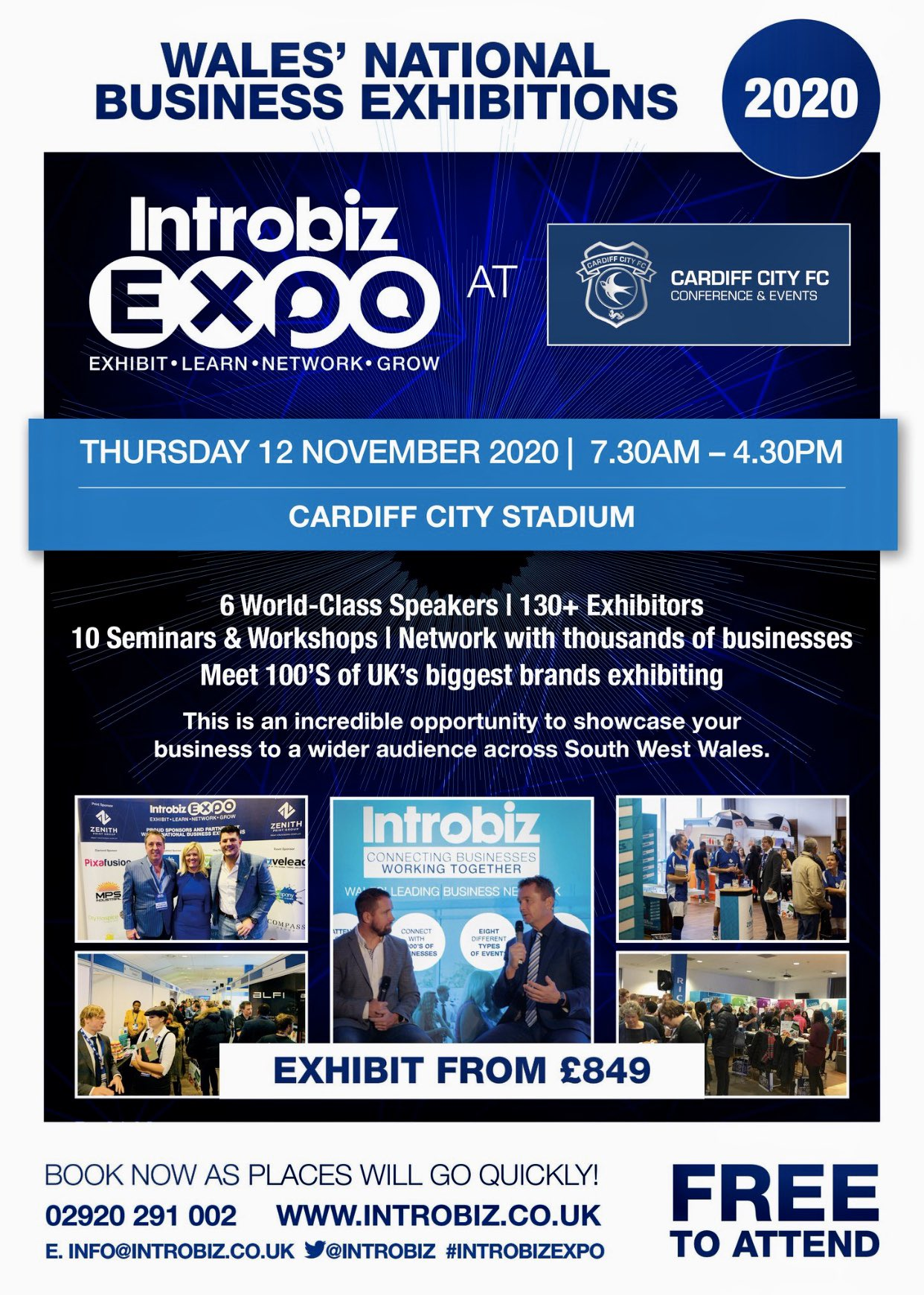 Introbiz Expo Cardiff 2020