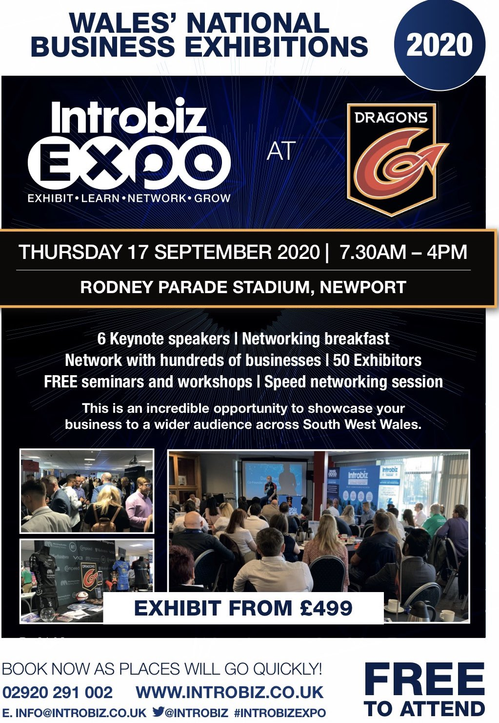 Introbiz Expo Newport 2020