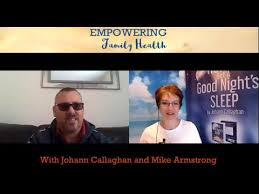 Johann Callaghan and her Empowering Family Health Podcast