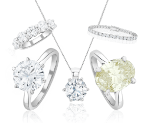 Luxury Diamond Jewellery