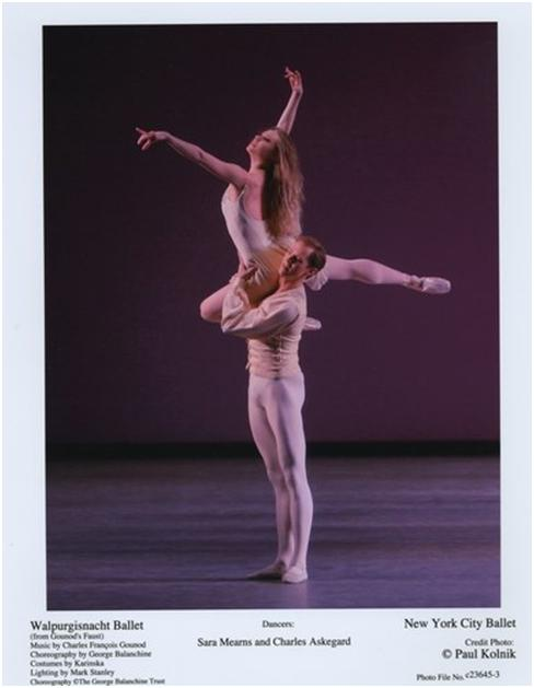"""""""Ballet is Woman"""": The Importance of Boys in Ballet by Jessica Wallis (2/4)"""