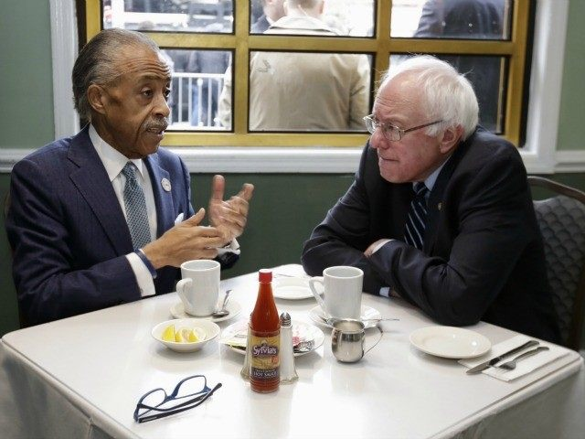 Sanders meets with Sharpton on Wednesday..