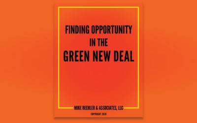 Whitepaper: Finding Opportunity in the Green New Deal