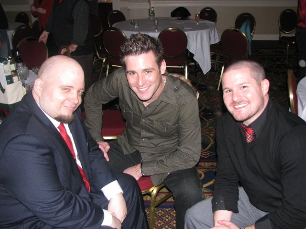 My Project Directors/Leads - Dan, Bryan and Brent