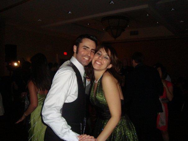 One of my favorite Engineers - John - and his beautiful wife Liz