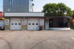 Auto Shop on Charlotte Stree Saint John Photograph