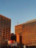Saint John Buildings in Morning Light Photograph