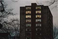 Prince Edward Square Apartments Photograph