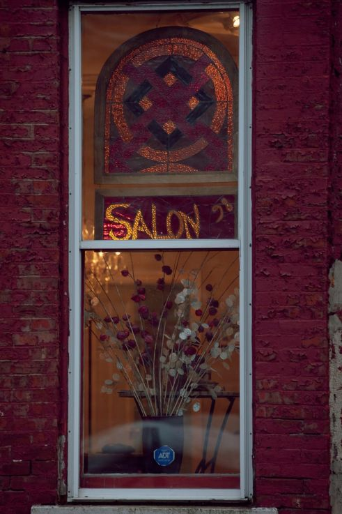 Click thumbnail to see details about photo - Saint John Salon on Princess Photograph