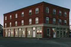 William Kirks Boot Making Shop Saint John Photograph