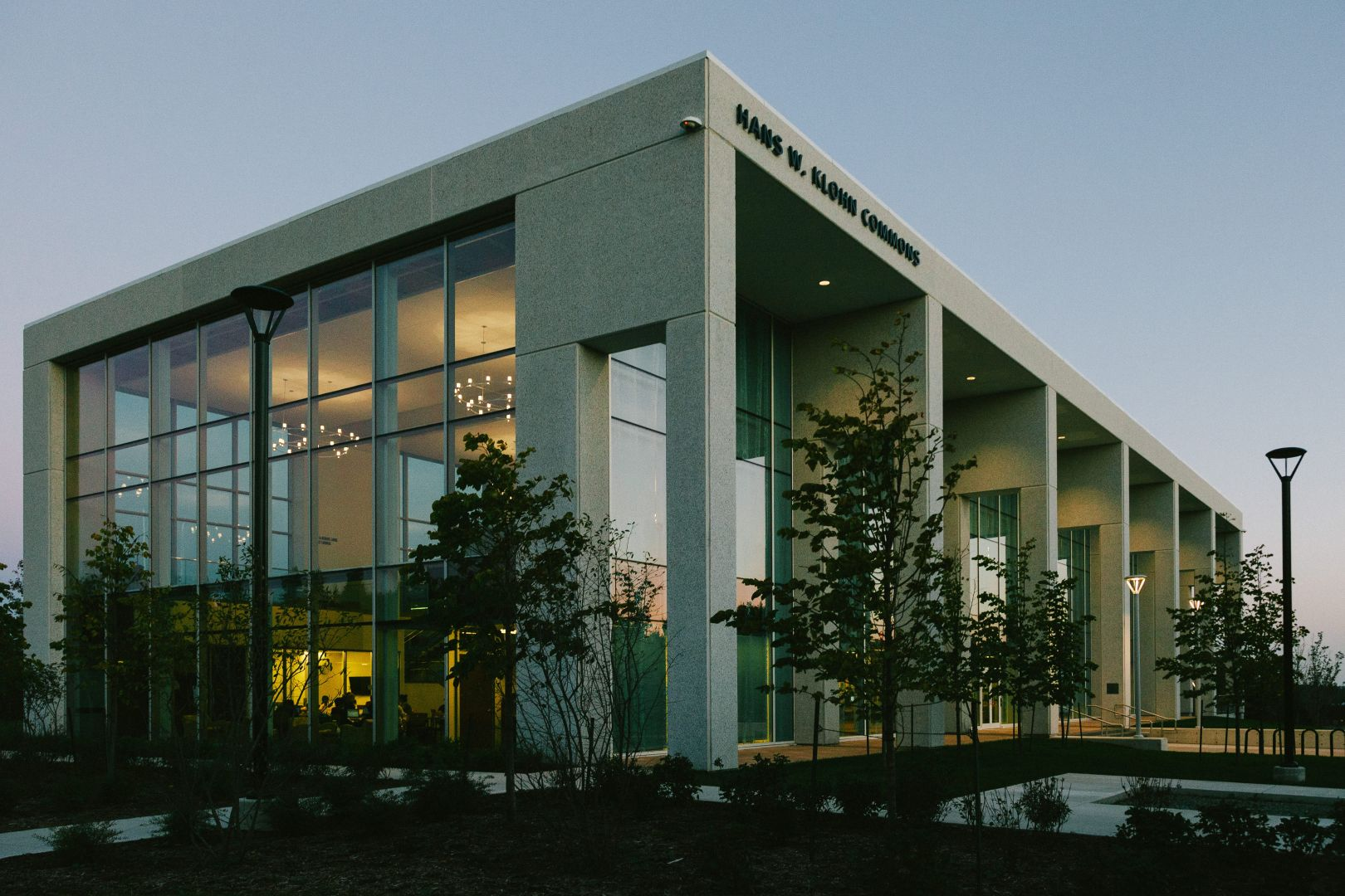 A photo of The Hans W. Klohn Commons