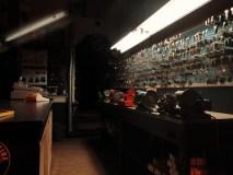 McKee For Keys Window At Night