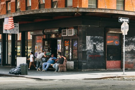 A photo of New York City Coyote Ugly Bar