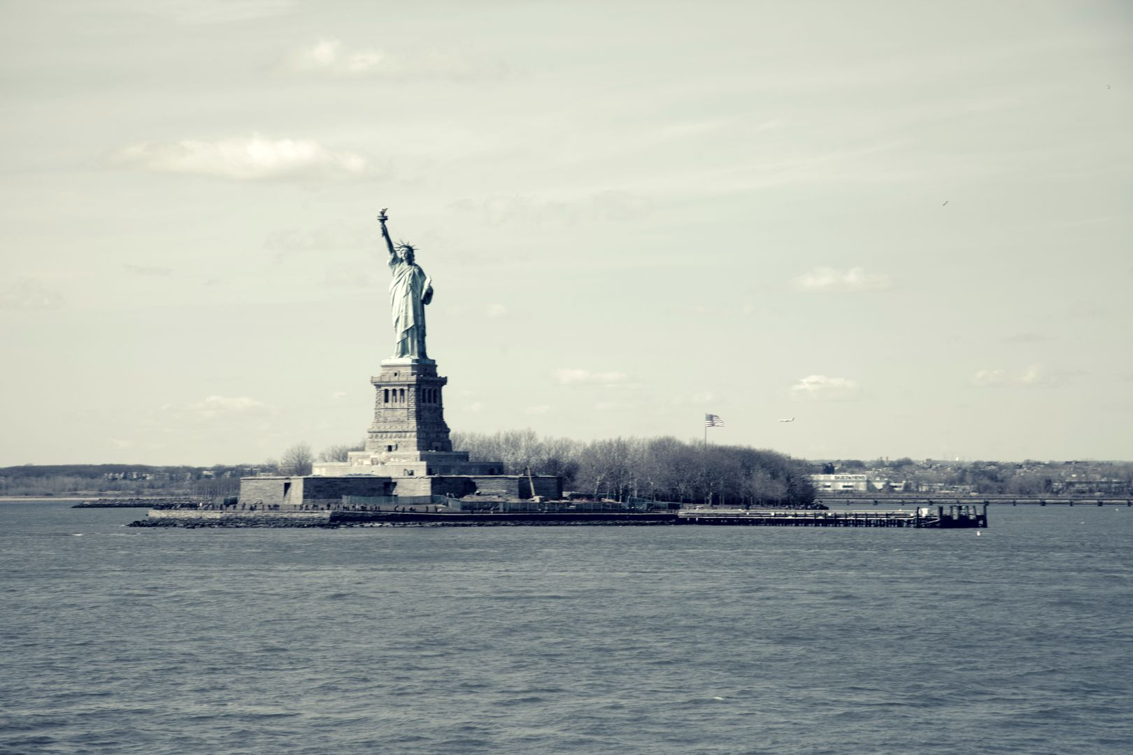 A photo of New York City Statue Of Liberty