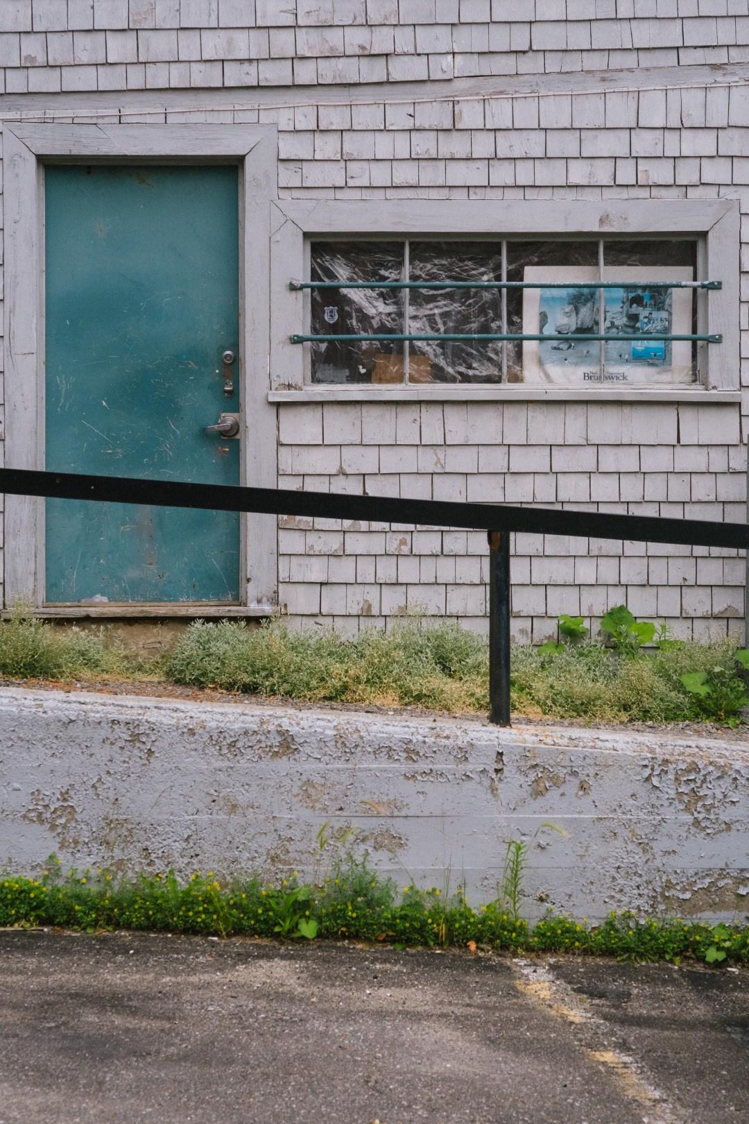 A photo of Door off Princess Street