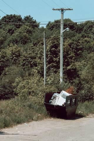 A photo of Garbage Bin on Golden Mile Saint John