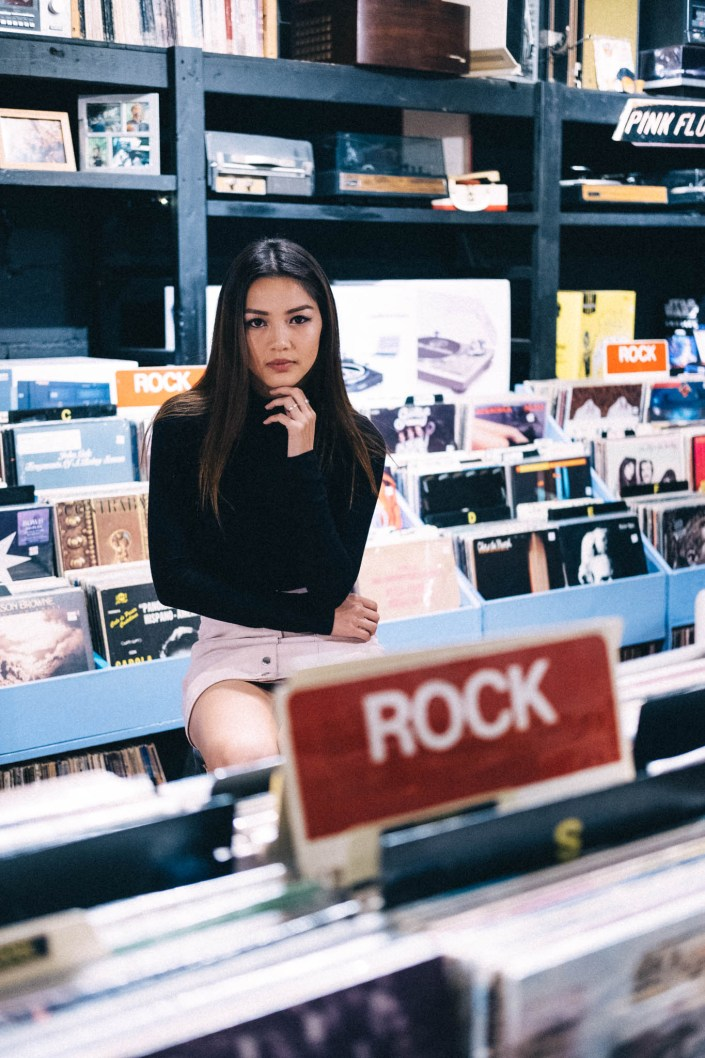 record store photos