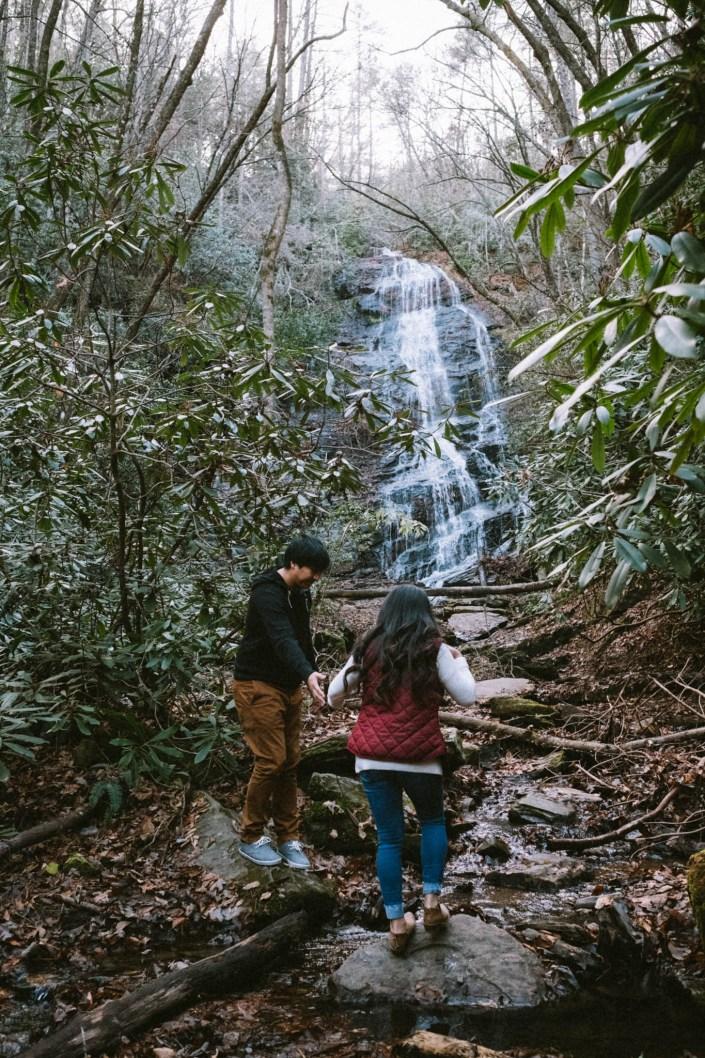 horse trough waterfall photos