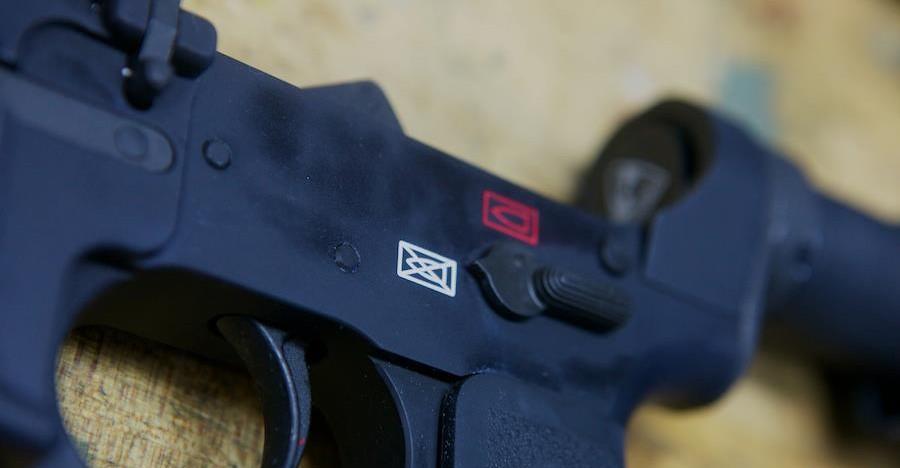 AR15 Safety Selector