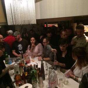ATFS 2015 Party