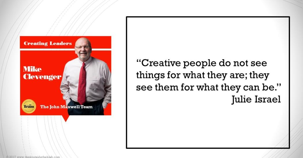 TOB Quote – creative people