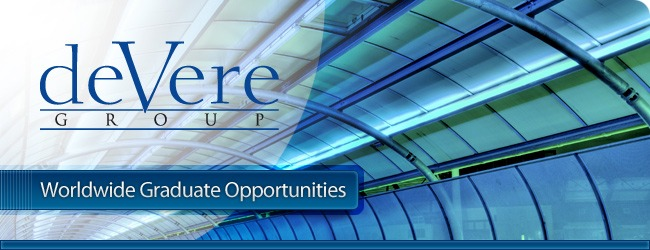deVere Group Graduate Programme – a gateway to success